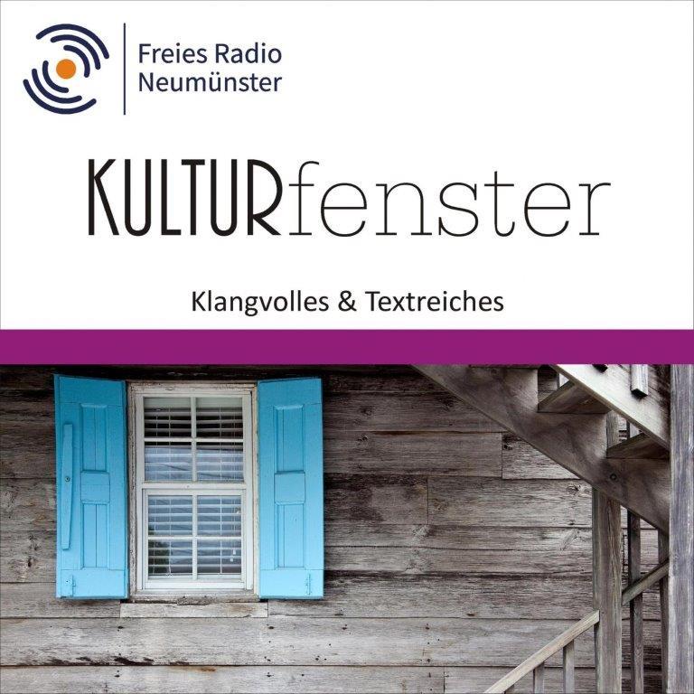 Petra Schönke im Gespräch mit dem Freien Radio Neumünster im Kulturfenster